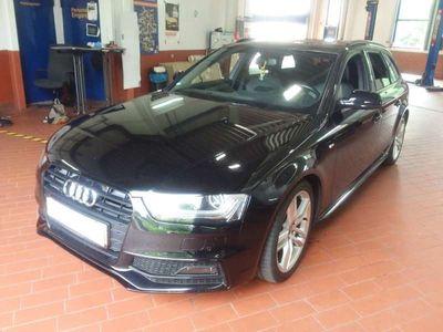 gebraucht Audi A4 Avant 2,0 TDI quattro 3x S Line Plus