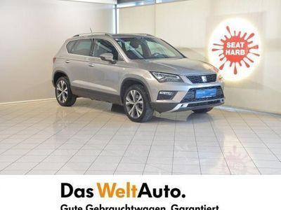 gebraucht Seat Ateca Xcellence 1.4 TSI ACT DSG SUV / Geländewagen,