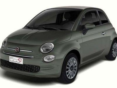 gebraucht Fiat 500C Cabrio Automatik Grau Metallic 51 kW (69 PS), A...