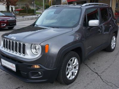 gebraucht Jeep Renegade 1,4 Multiair2 140 Limited Aut.