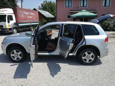 gebraucht VW Touareg Touareg2,5 TDI mit Vollausstattung PICKERL NEU SUV / Geländewagen