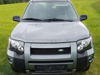 gebraucht Land Rover Freelander 2,0TD4 Asmara 5DR SUV / Geländewagen,