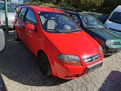 gebraucht Chevrolet Kalos 1,2 S SOHC