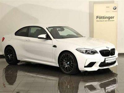 gebraucht BMW M2 2er-ReiheCompetition DKG Coupé Aut Sportwagen / Coupé