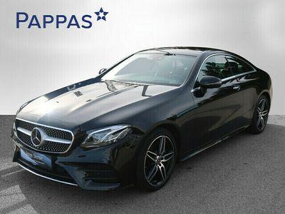 gebraucht Mercedes E220 4MATIC Aut. *AMG Line, *Apple CarPlay, *360° Kam