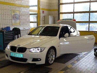 gebraucht BMW 325 3er-Reihe Coupé Diesel (E92) Coupé Österreich-Pak