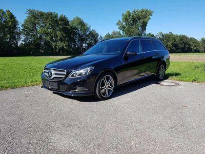 gebraucht Mercedes E250 CDI T Avantgarde Aut.