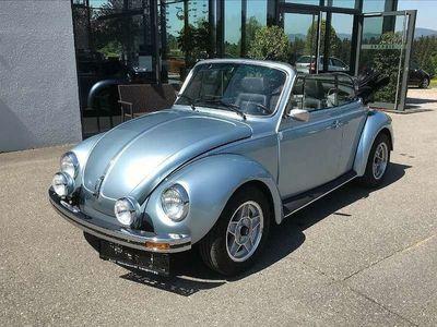 gebraucht VW Käfer Neuwertig Lederausstattung