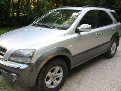gebraucht Kia Sorento 2,5 CDI Executive SUV / Geländewagen,
