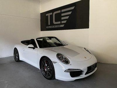 gebraucht Porsche 911 Carrera S Cabriolet Cabrio PDK, Chrono, SAGA, 18 Wege... / Roadster