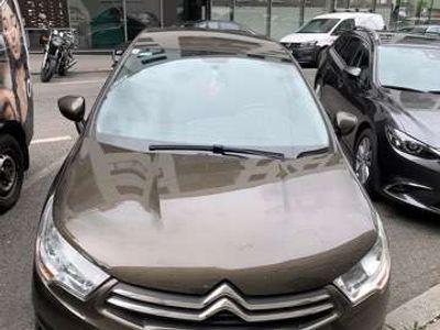 gebraucht Citroën C4 1,6 HDi 90 Attraction