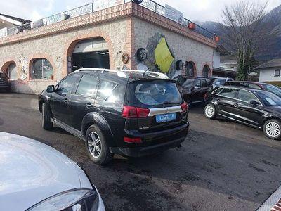 gebraucht Peugeot 4007 2,2 HDi 160 FAP Comfort SUV / Geländewagen