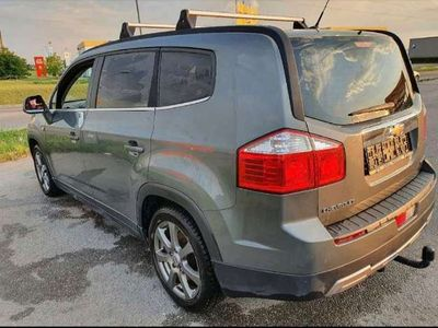 gebraucht Chevrolet Orlando LT 1.8 Benzin, 1. Besitz, 7- Sitze
