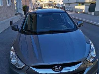 gebraucht Hyundai ix35 2,0 CRDi 4WD