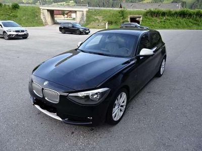 gebraucht BMW 114 1er-Reihe i Österreich-Paket Limousine