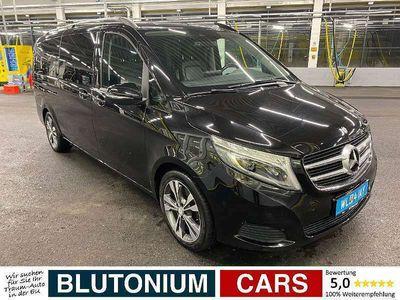 gebraucht Mercedes V220 V-Klassed SCORE Sondermodell extralang **Viel Ausstattung**NAPPA LEDER** Kombi / Family Van