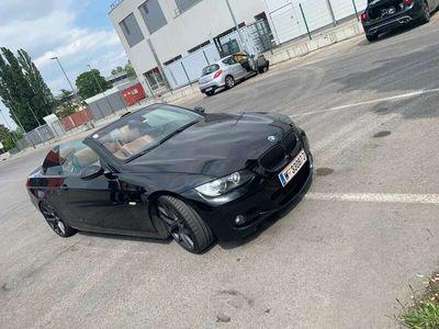 gebraucht BMW 330 Cabriolet 3er-Reihe Cabrio Diesel (E93) Aut.