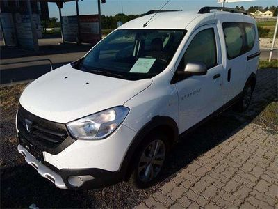 gebraucht Dacia Dokker Stepway dCi 90 S&S Kombi / Family Van