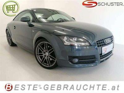 gebraucht Audi TT Coupe 1,8T