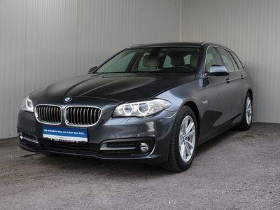 gebraucht BMW 520 d Touring Österreich-Paket Aut. Xenon Navigation