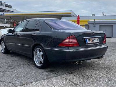 gebraucht Mercedes S320 CDI Limousine