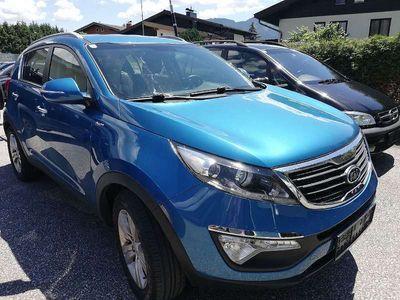 gebraucht Kia Sportage Active Blockbuster 2,0 CRDi AWD DPF SUV / Geländewagen,