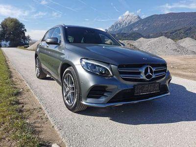 gebraucht Mercedes GLC220 AMG LINE