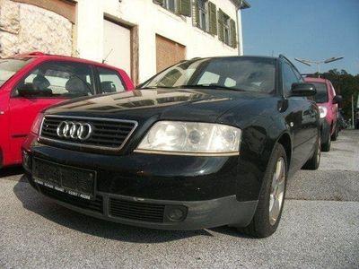 gebraucht Audi A6 Avant 2,5 V6 Ambition TDI