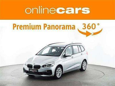 gebraucht BMW 220 2er-Reihe d xDrive GT Aut. LED RADAR NAVI ASSIST SHZ SALE Kombi / Family Van