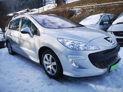 gebraucht Peugeot 308 SW 1,6 HDi 110 FAP ExclusivePICKERL 11/2020 EXPORT