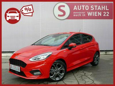 gebraucht Ford Fiesta ST-Line 1,0 EcoBoost Hybrid Start/Stop | STAHL WIEN 20