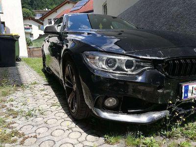 gebraucht BMW 420 Gran Coupé 4er-Reihe d Österreich-Paket Sportwagen / Coupé