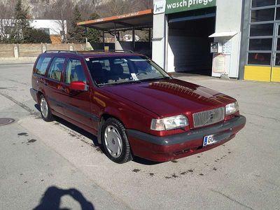 usata Volvo 850 Serie 800ESTATE TDI Kombi / Family Van,
