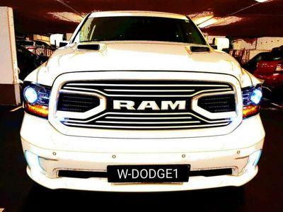 gebraucht Dodge Ram RAMSPORT CREW CAB-LONG BED
