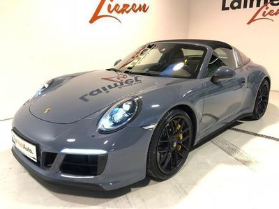 used Porsche 911 Targa 4 GTS II (991)