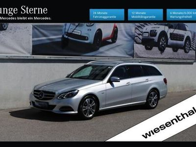 gebraucht Mercedes E200 BlueTEC Avantgarde A-Edition Plus
