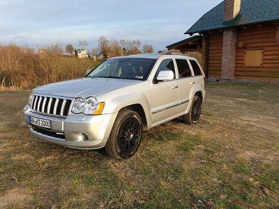 gebraucht Jeep Grand Cherokee WH - CRD SUV / Geländewagen,