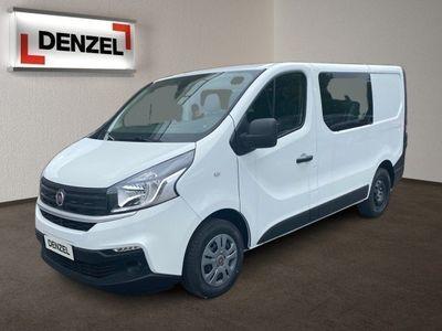 gebraucht Fiat Talento TransporterBVan SX L1H1 120