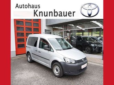 gebraucht VW Caddy 1,6TDI Klima/PDC 7.090 NETTO