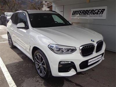 gebraucht BMW X3 xDrive30d M Sport Aut. SUV / Geländewagen,