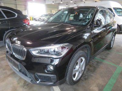 gebraucht BMW X1 sDrive18d, Advantage