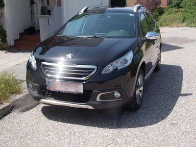 gebraucht Peugeot 2008 1,6 BHDI Allure Kombi / Family Van,