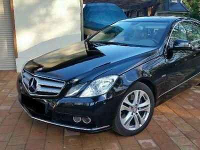 gebraucht Mercedes E250 BlueEfficiency CDI