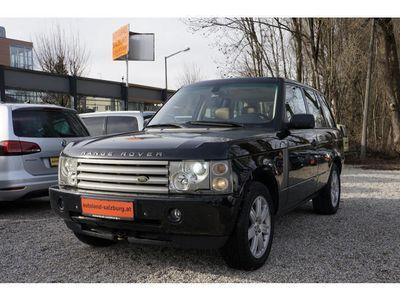gebraucht Land Rover Range Rover 3,0 Td6 HSE Leder Beige Vieles NEU!
