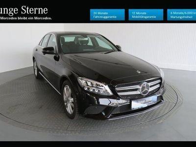 gebraucht Mercedes C200 d neues Modell NP€ 49.840,-