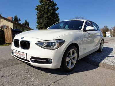 gebraucht BMW 116 1er-Reihe Diesel (F20) Sport Line**