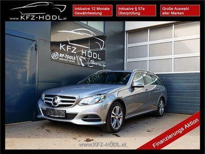 gebraucht Mercedes E250 CDI T 4MATIC Avantgarde A-Edition Aut.