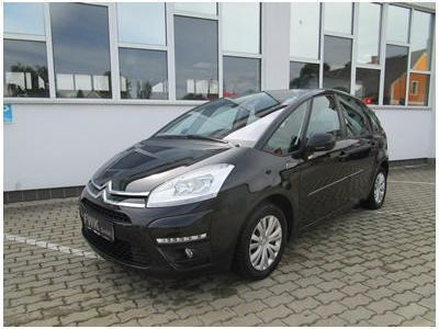used Citroën C4 Picasso 1,6 16V THP Seduction EGS6
