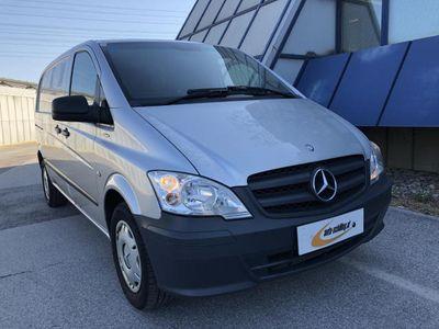 gebraucht Mercedes Vito 113 CDI BE kompakt 1.Bes Service&Pickerl MWST 136