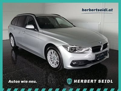 used BMW 318 d Touring Advantage